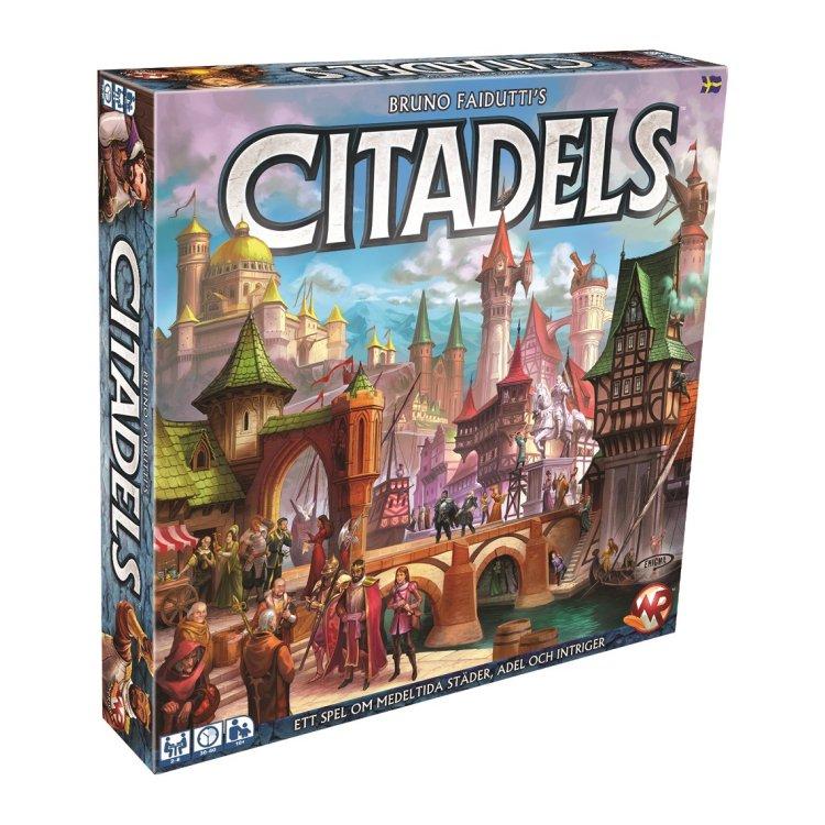 Citadels, Sällskapsspel