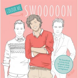 Swoon - The Heartthrob Activity Book thumbnail