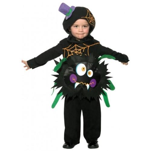 Spindel Maskeraddräkt Barn