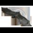 Stor Fladdermus Halloween