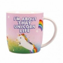 Mugg Unicorn Life