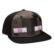 Minecraft Enderman Snap Back Keps