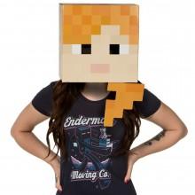Minecraft Alex Huvud