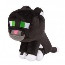Minecraft Tuxedo Cat Mjukisdjur 20 cm