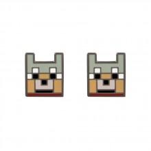 Minecraft Varg Örhängen