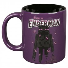 Minecraft Enderman Mugg