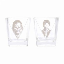 Star Wars Tumblerglas 2-pack