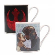 Star Wars I Love You, I Know Värmekänslig Mugg