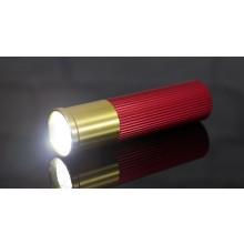 Ficklampa Shotgun Shell