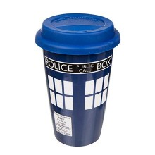 Doctor Who Resemugg Tardis