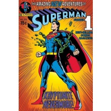 SUPERMAN - KRYPTONITE AFFISCH