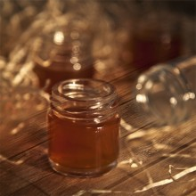 Burk-shotglas