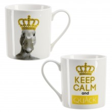 Mugg Keep Calm And Quack