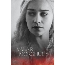 GAME OF THRONES (DAENERYS) AFFISCH