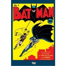 BATMAN - NO 1 AFFISCH