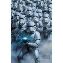 STAR WARS (STORMTROOPERS) AFFISCH
