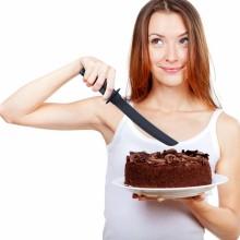 Tårtkniv Samuraj