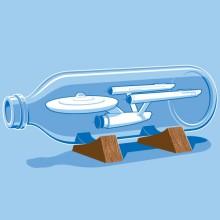 Its a Bottle Jim