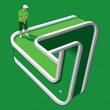 Puzzled Putter