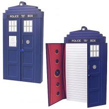 Doctor Who TARDIS Deluxe Anteckningsblock