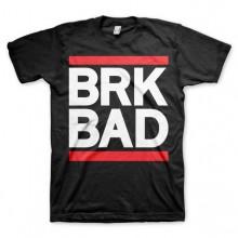 Breaking Bad BRK BAD T-Shirt Svart
