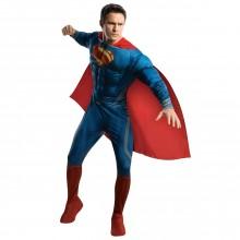 Superman Deluxe Maskeraddräkt