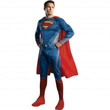 Superman Vuxen Maskeraddräkt