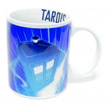 Doctor Who TARDIS Tryckt Mugg