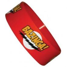 Big Bang Theory Bazinga Armband