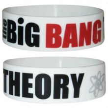 Big Bang Theory Logo Armband