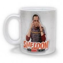Big Bang Theory Sheldon Mugg