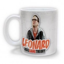 Big Bang Theory Leonard Mugg