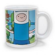 Adventure Time Finn Och Jake Mugg