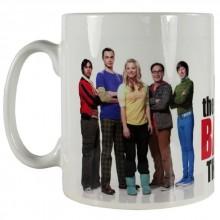 Big Bang Theory Grupp Foto Mugg