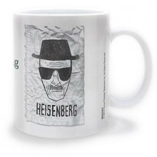 Breaking Bad Mr Heisenberg Mugg