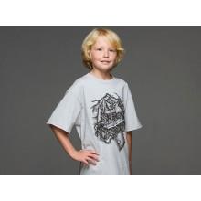 Minecraft Squid Pro Quo Barn T-shirt