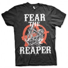 Fear The Reaper T-Shirt Svart