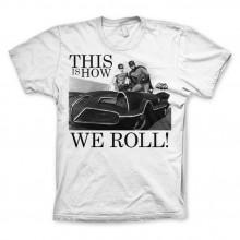 Batman This Is How We Roll T-Shirt Vit