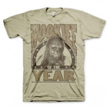 Star Wars Wookiee Of The Year T-Shirt