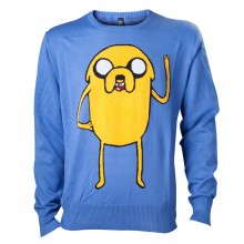 Adventure Time Jake, Jumper