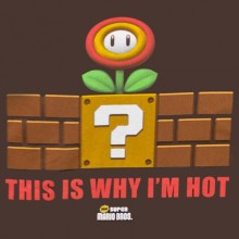 This is why i'm so hot T-Shirt