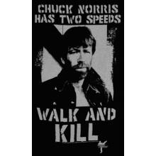 Chuck Norris - Two Speeds T-Shirt