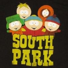 South Park Gruppbild T-Shirt
