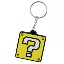 Nintendo Frågetecken Nyckelring