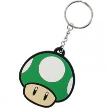 Nintendo 1-Up Svamp Nyckelring