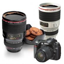 Kamera-objektiv Mugg