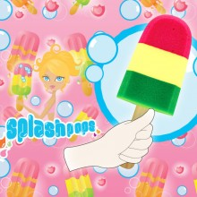 Splash Pop - Tvättsvamp