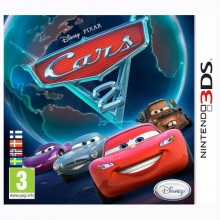 Cars 2 - The Videogame Nintendo 3Ds