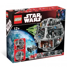 LEGO Star Wars - Death Star 10188