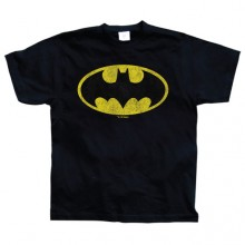 Batman Distressed T-Shirt